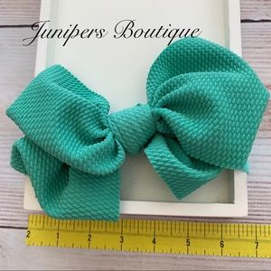Other - Trendy Baby Head wrap Big Bow